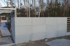 ogrodzenie-betonowe-metalowe-betonowe-płyty-jasno-szary-pmdesign