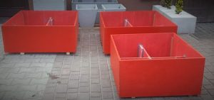 donica beton architektoniczny betonowa kolor pmdesign 300x141 - O donicach betonowych słów kilka