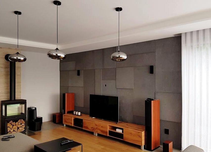 płyta beton architektoniczny na dekoracja wnetrz pmdesign 3 - Realizacje