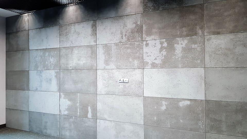 industrial.j.szary  - Płyty betonowe